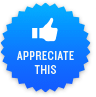 behance appreciate